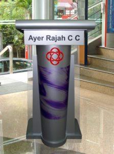 Ayer Rajah CC